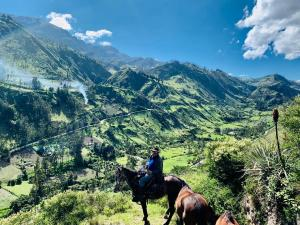 Volcano Ride Quilotoa